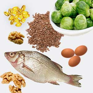 Alzheimer's and Omega-3 Fatty Acids